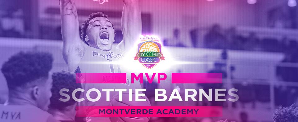 Scottie Barnes MVP